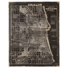 Карта Chicago DA0500