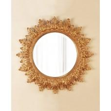 "Зеркало ""Альба"" Neopolitan Gold"