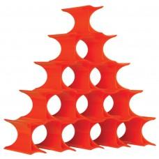 Винодержатель Infinity Orange / 7680