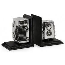 Книгодержатель Vintage Camera (комплект из 2 шт.) / 36133
