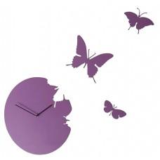 Часы настенные Butterfly